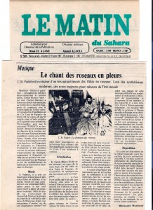 Marruecos-Le Matin